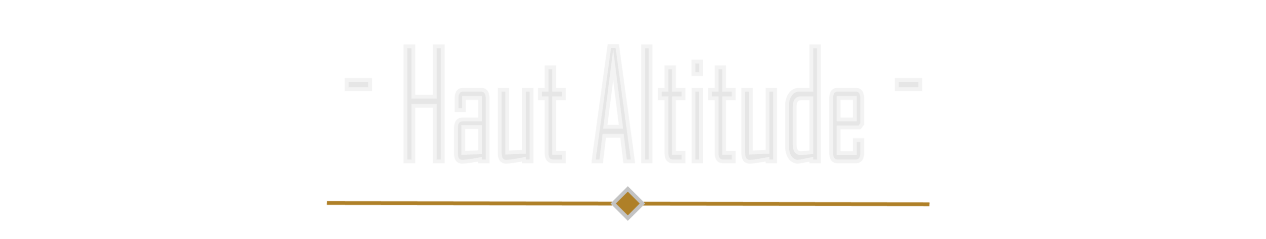 Haut Altitude: Online Coaching