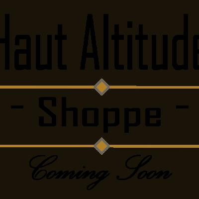 Haut Altitude Shoppe Logo